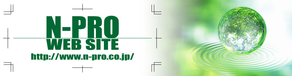 N-PROウェブサイト